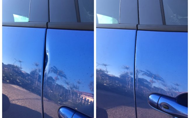 Dent Repair - PDR - Dent Removal
