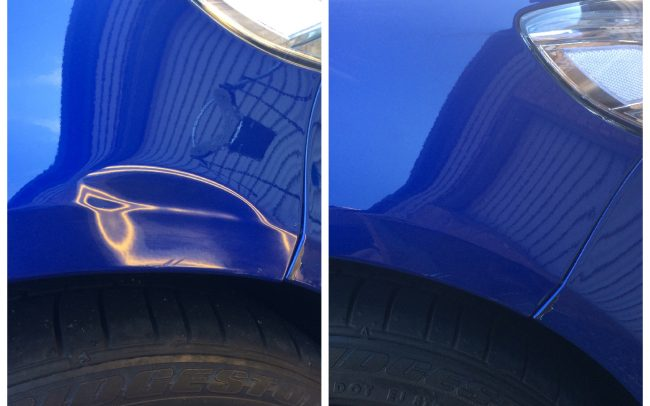 Dent Removal - Dent Repair Gold Coast - PDR