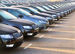 fleet vehicles hail damage